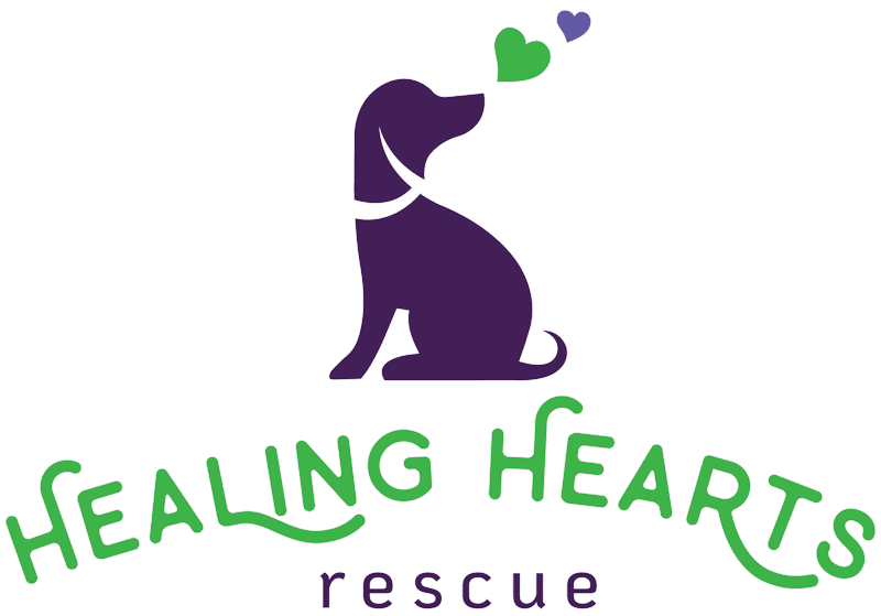 Healing Hearts Dog Rescue Logo
